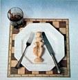 Мерет Оппенгейм. Приятного аппетита, Марсель! 1966 г.