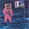 Энди Уорхол. Первый человек на Луне. 1987 г.