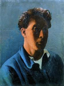 Павел Челищев. Автопортрет (1925)