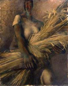 Павел Челищев. Сбор урожая (1928)
